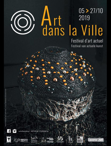 Art dans la ville 2019 Tournai